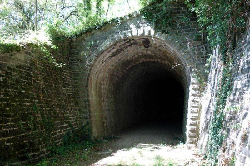 Tunnel du Collet-de-Dèze