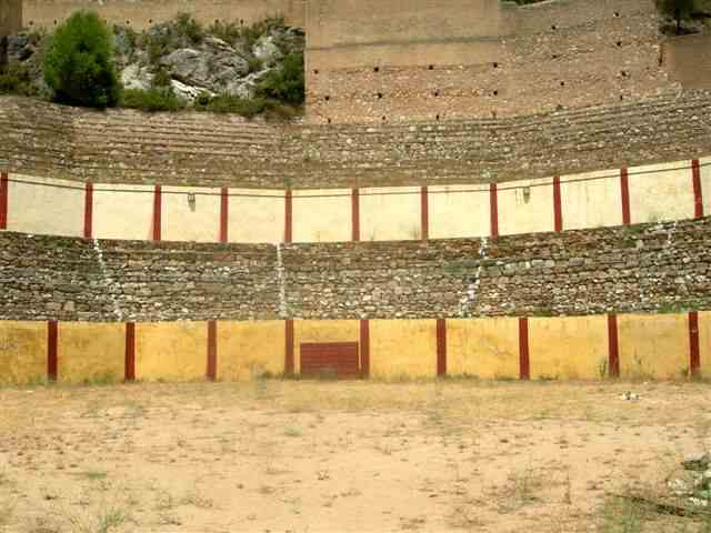 Plaza de toros Carratraca