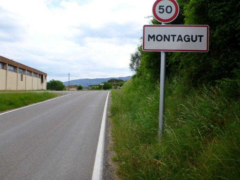 En direction de Montagut