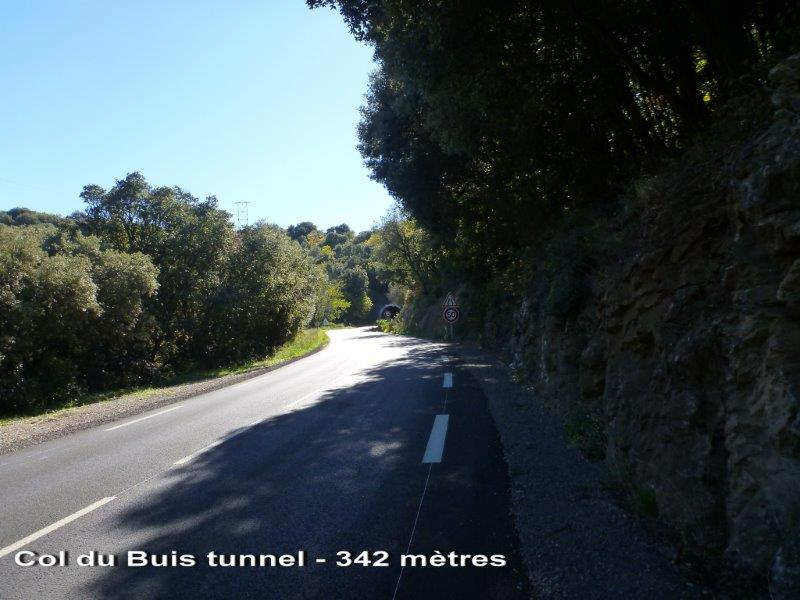 Col du Buis Tunnel