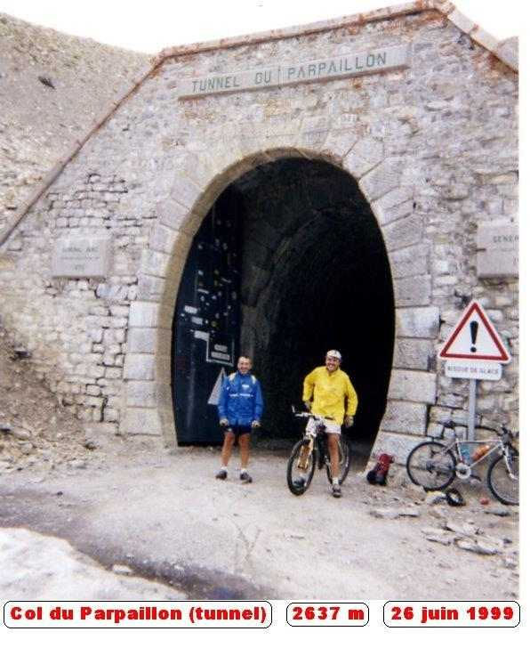 Col du Parpaillon (tunnel)
