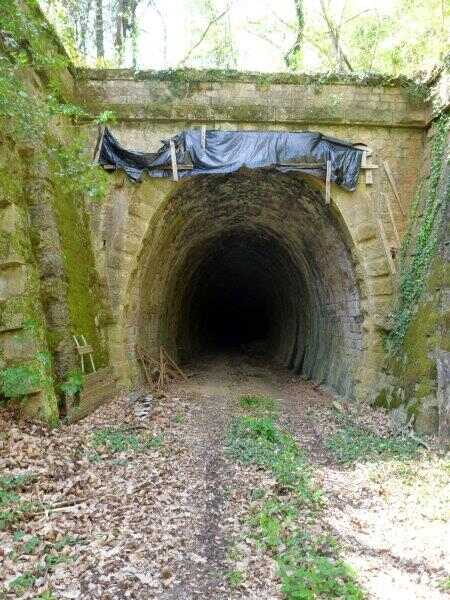 tunnel de Camplong
