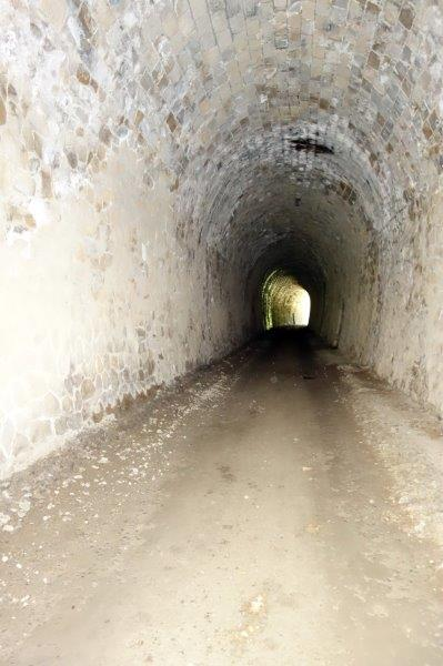 tunnel des Coulets