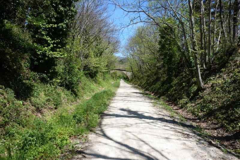 voie verte passa pa u00efs saint-etienne d u0026 39 albagnan