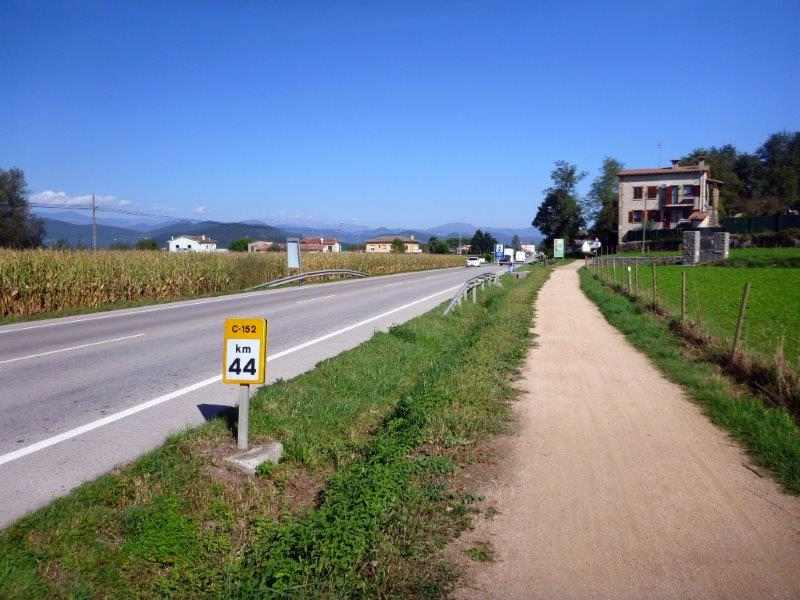 C-162 Km 44 Via Verde del Carrilet