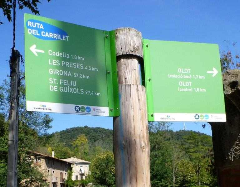 Via Verde del Carrilet