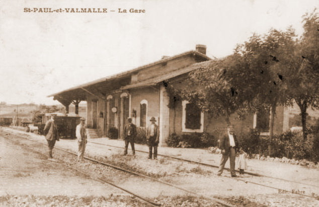 Gare de Saint-Paul-Montarnaud