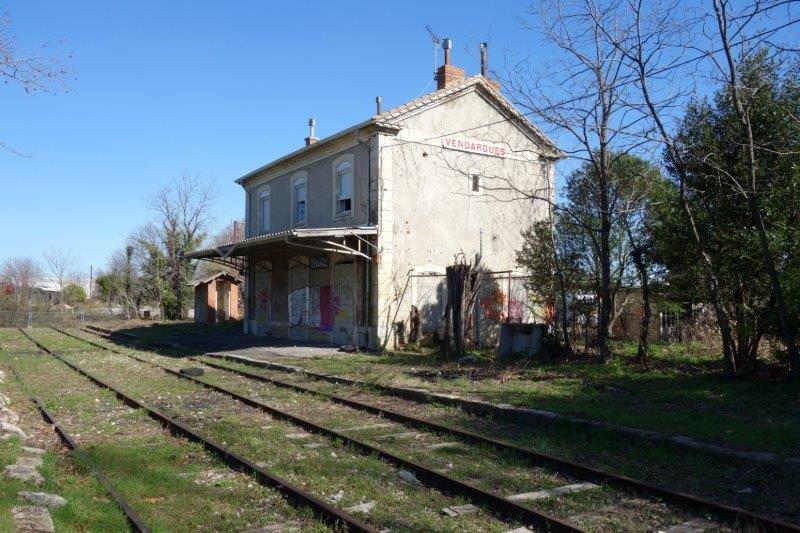 Gare de Vendargues