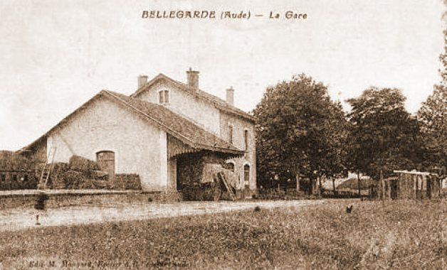 Gare de Bellegarde